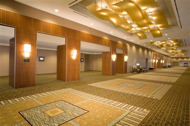 Ballroom Prefunction Area