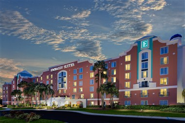Embassy Suites Orlando - Lake Buena Vista Resort