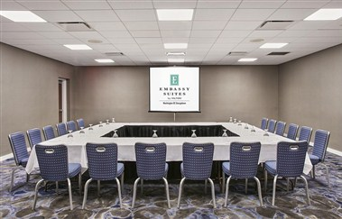 Delegate Meeting Room