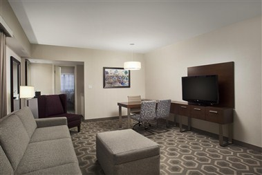 Executive Living Room