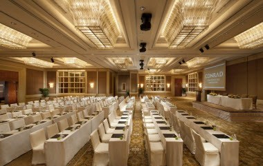 Grand Ballroom Classroom Seating