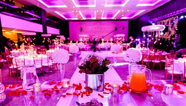 Bankside Ballroom Wedding Set-up