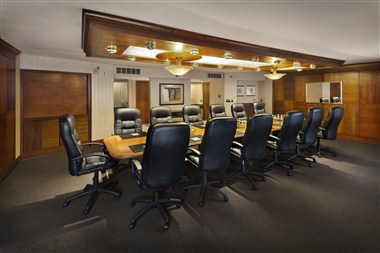 Meeting Space - Boardroom