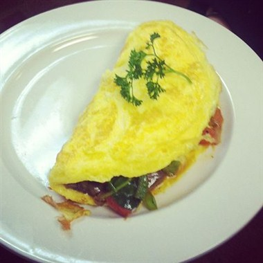 Cooked to Order Fresh Omelettes!