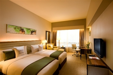 Doubletree Guest Room ( Twin bed)