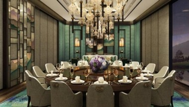 Chinese Private Dining Room