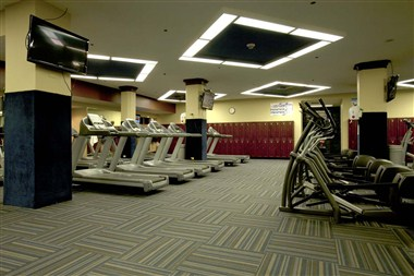 The Gym at Carew Tower