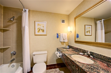 Guest Accommodation Bathroom