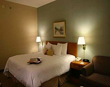 King Study Guest Room