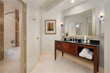 Standard Bathroom with Bathtub