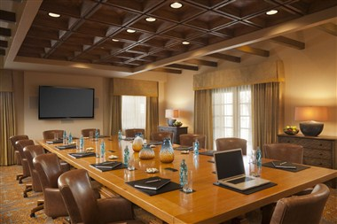Hilton Meeting Boardroom