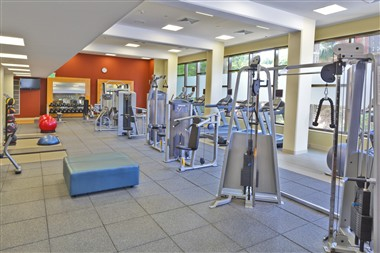 Newly Built Fitness Center