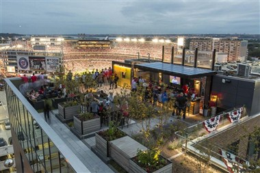 Top of the Yard Rooftop Venue