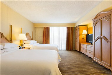 Two Double Bed Suites