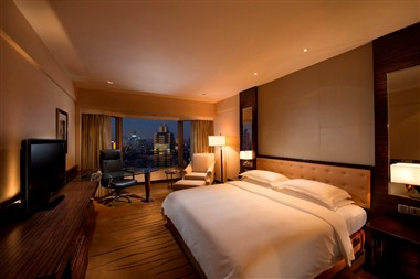 King Hilton Deluxe Room