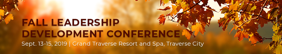 2019 Fall Leadership Development Conference