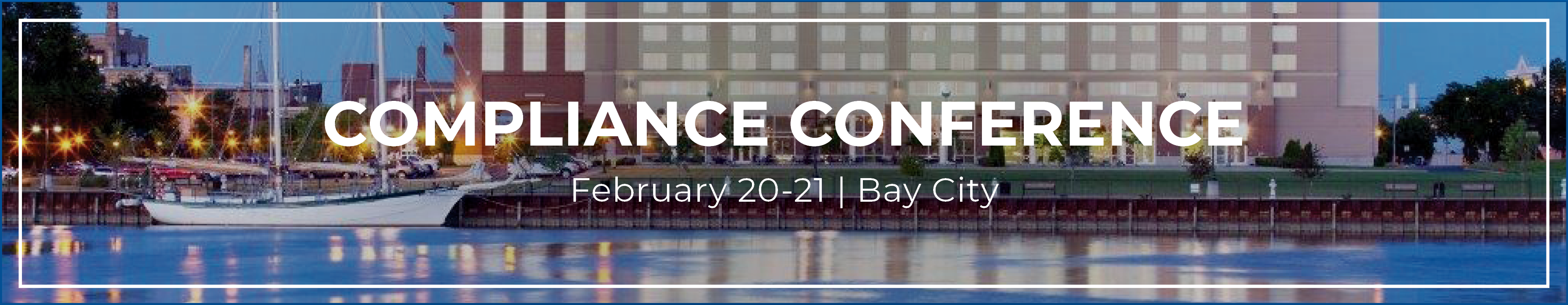 2019 Compliance Conference