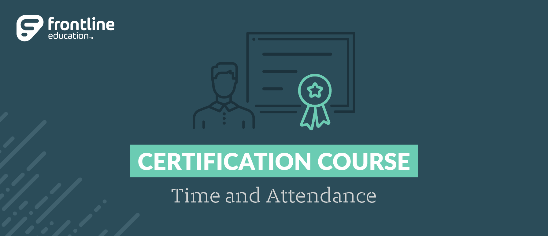 Absence Management (Aesop) Online Facilitated Certification Course MAY 2020