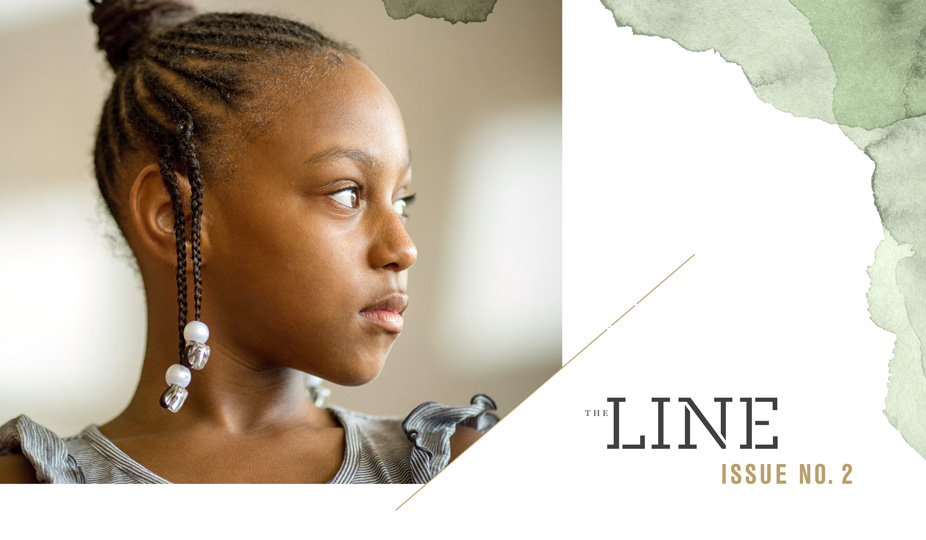 The Line: Second Issue Release Dinner & Panel Discussion