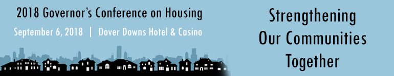2018 Delaware Governor's Conference on Housing