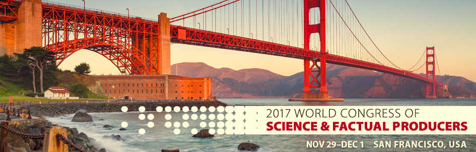 2017 World Congress of Science and Factual Producers