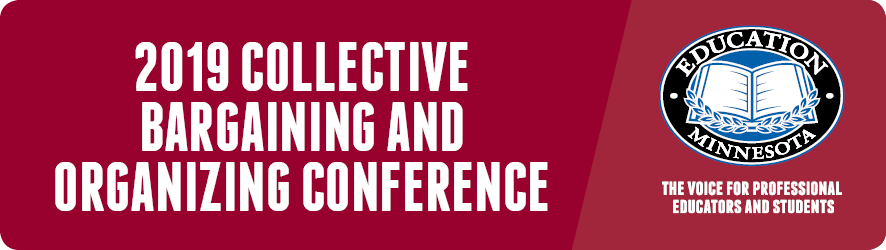 2019 Collective Bargaining & Organizing Conference