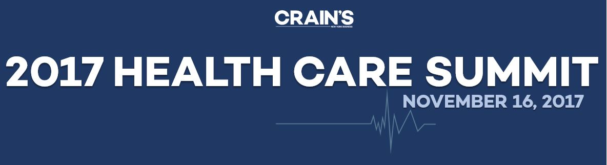 Crain's 2017 Health Care Summit