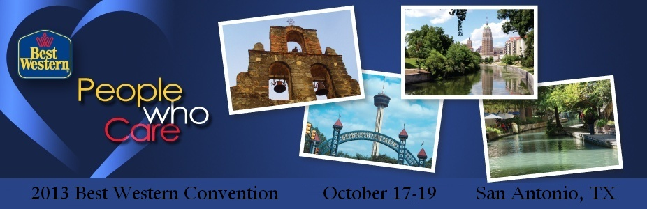 2013 Best Western North American Convention - Exhibitor