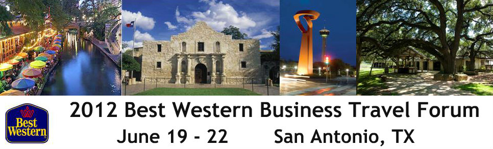 2012 Best Western Business Travel Forum - Member