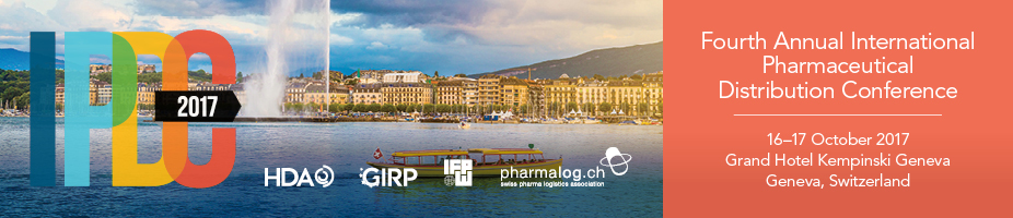 2017 International Pharmaceutical Distribution Conference