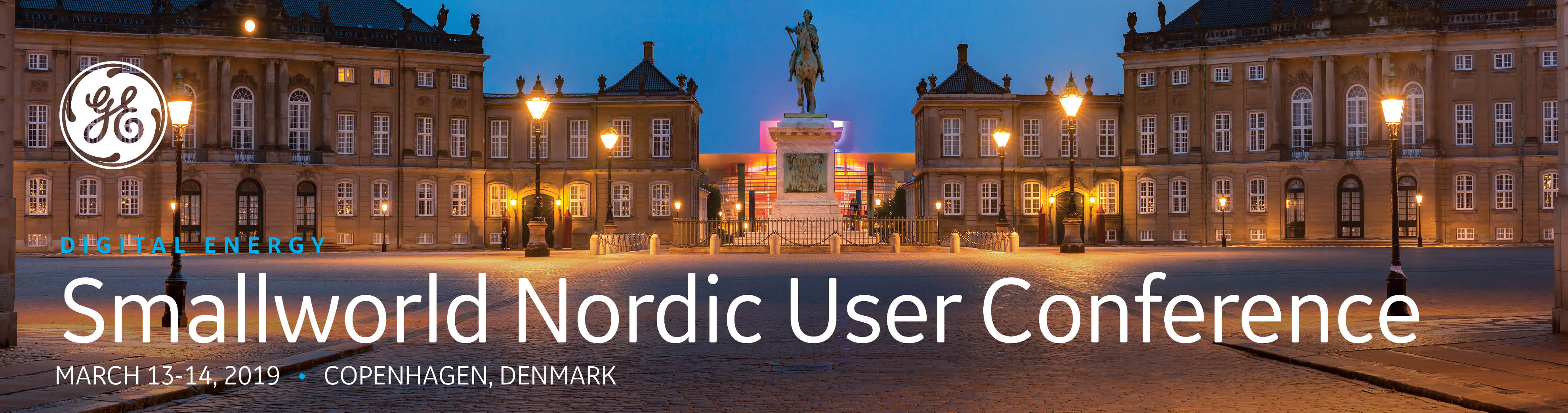 2019 Smallworld Nordic User Conference