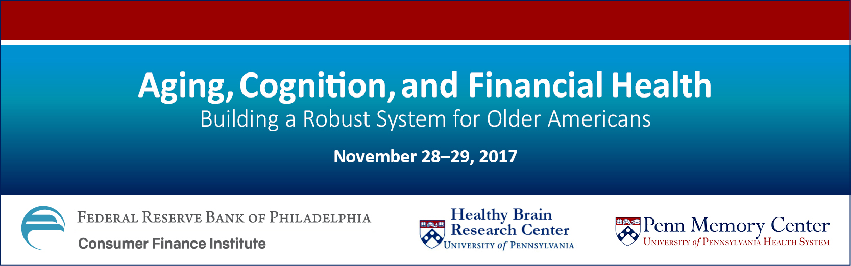 Aging, Cognition, and Financial Health