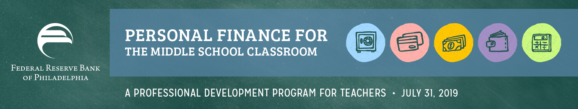 Personal Finance for the Middle School Classroom