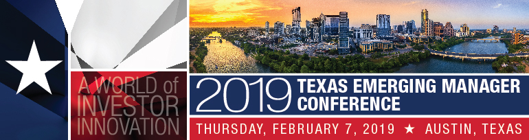 2019 Texas Emerging Manager Conference