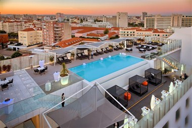 Upscale Roof Top