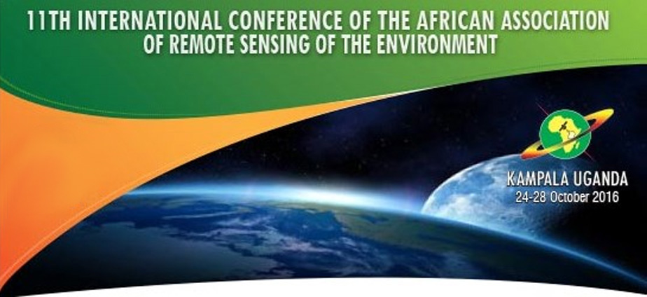 11th International Conference of the African Association of Remote Sensing of the Environment