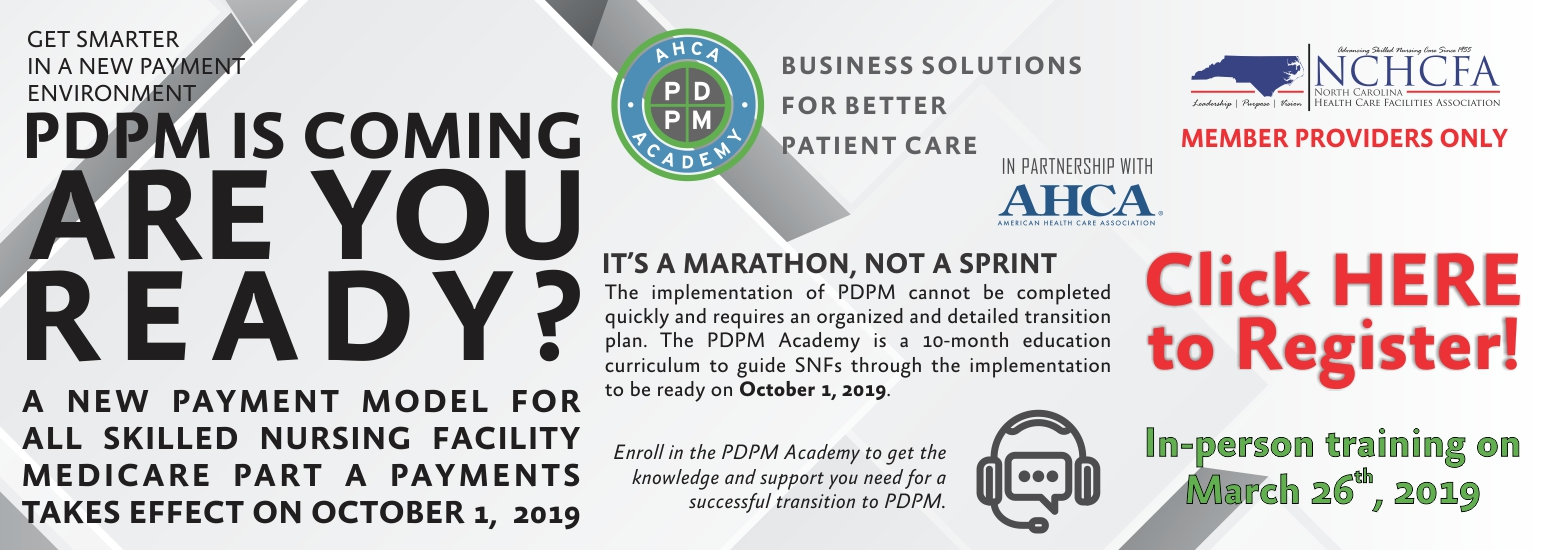 PDPM Academy and In-Person Training