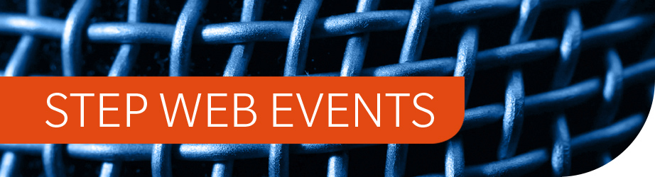 STEP WEB EVENTS