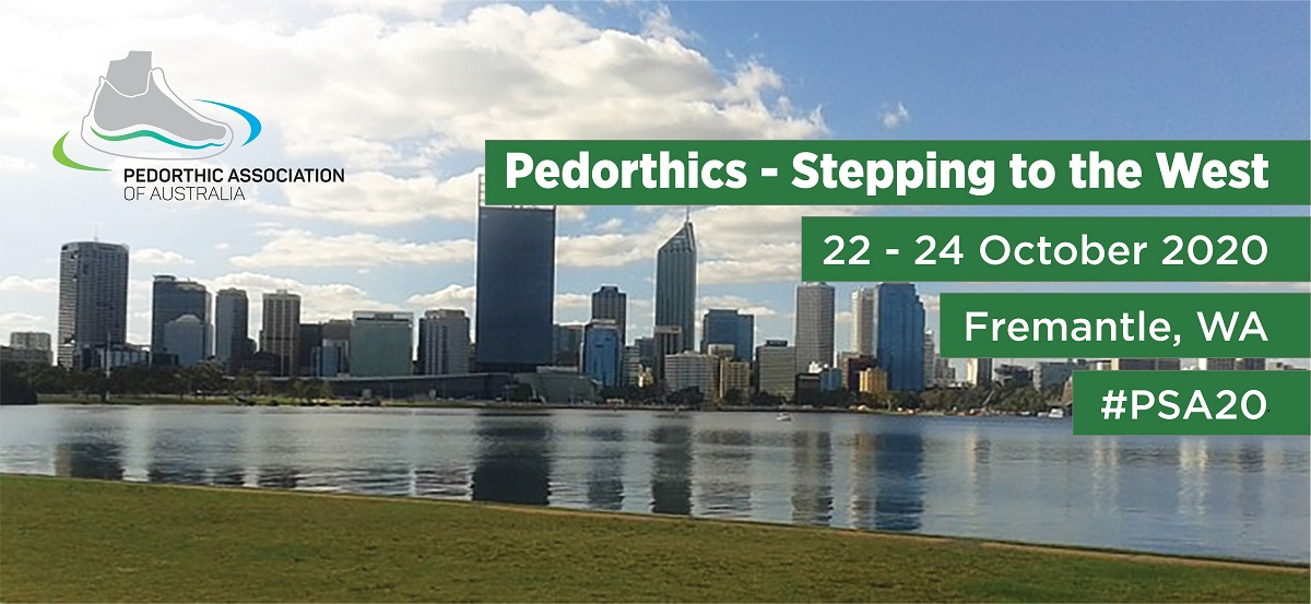 Pedorthics - Stepping to the West 2020