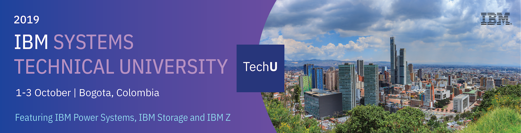 2019 Bogota - IBM Technical University