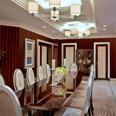 Royal Suite Dining