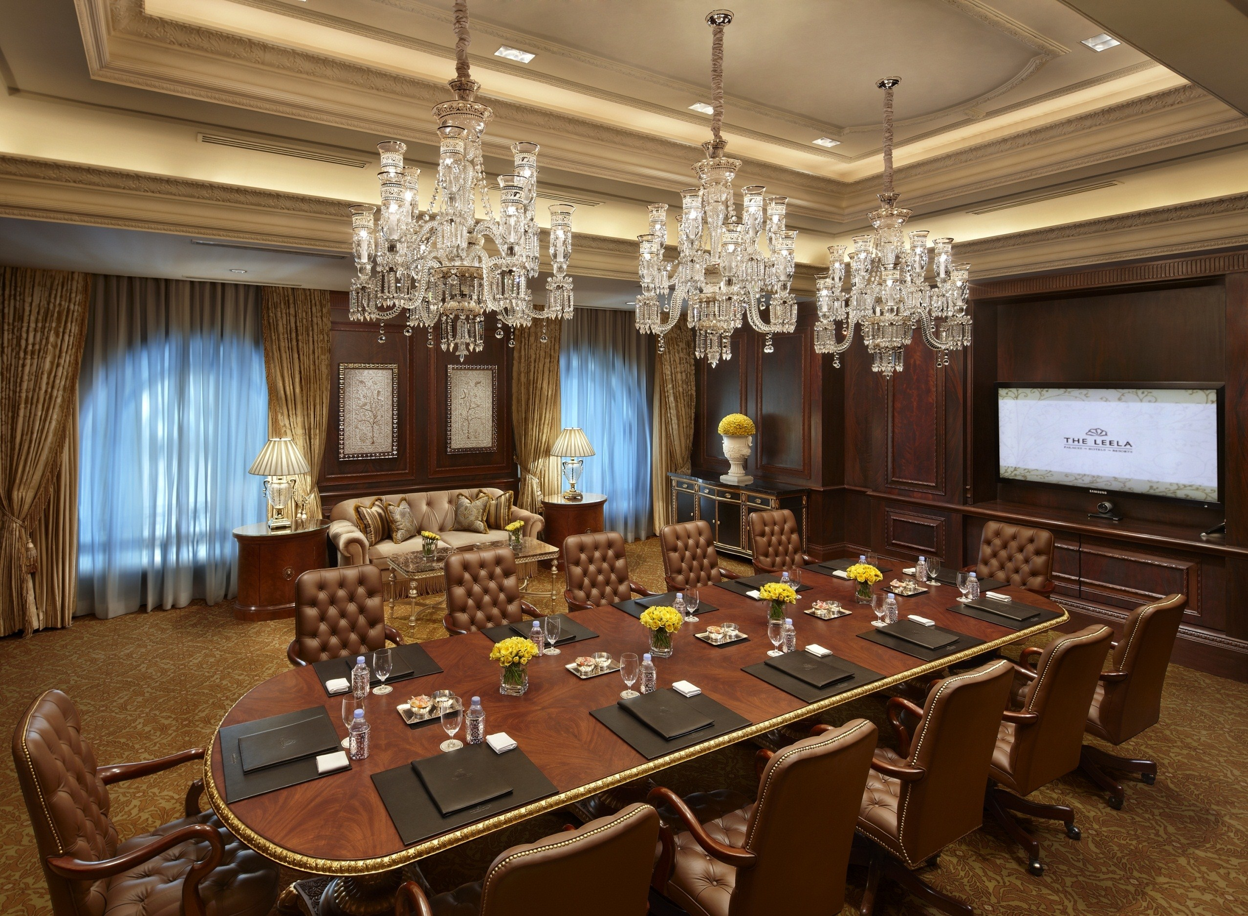 Chairman's Boardroom
