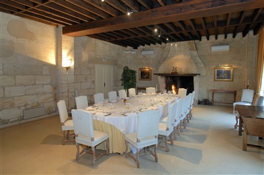 Relais de Margaux Meeting Room