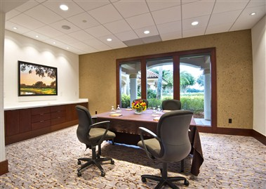 A perfect Meeting Planner Office