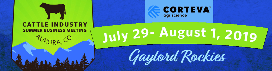 2019 Cattle Industry Summer Business Meeting