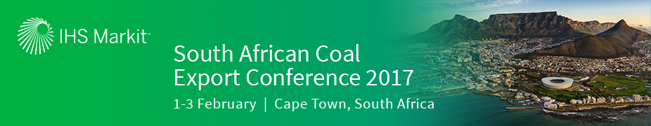IHS Energy South African Coal Exports Conference 2017