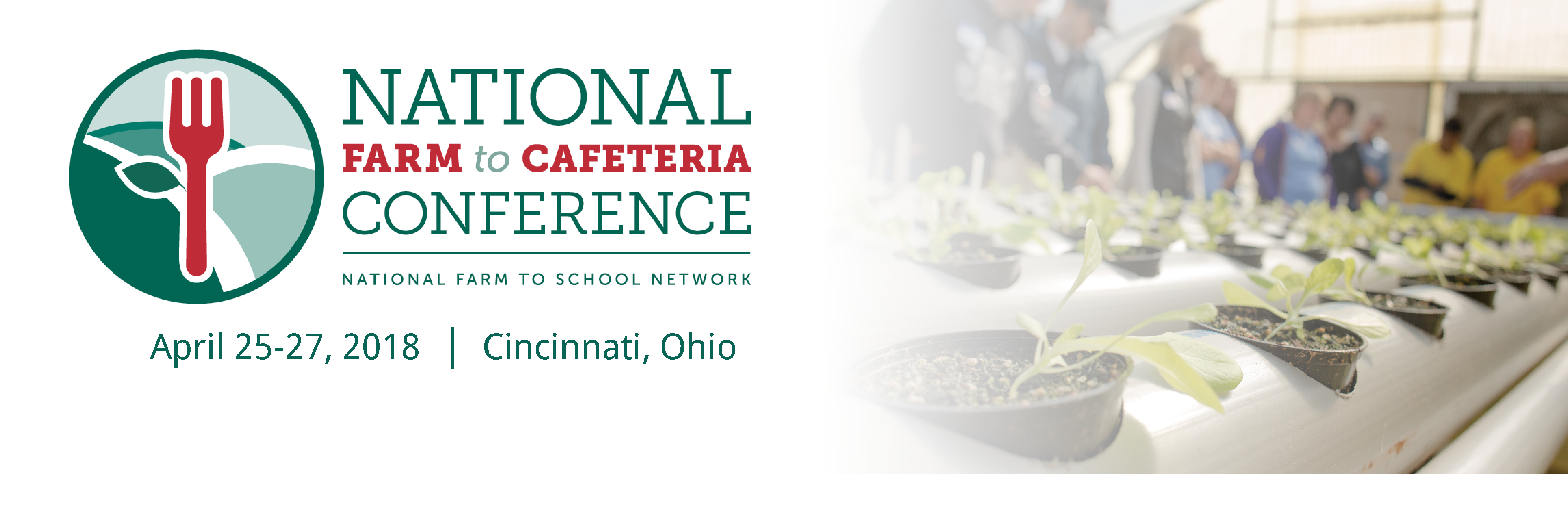9th National Farm to Cafeteria Conference