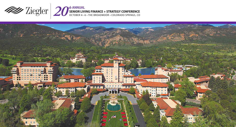 2017 Ziegler Senior Living Finance + Strategy Conference