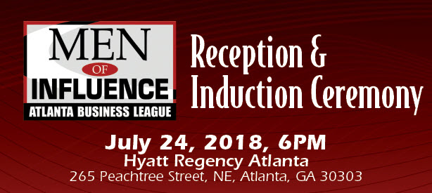 2018 ABL Men of Influence Reception & Induction Ceremony (12th)