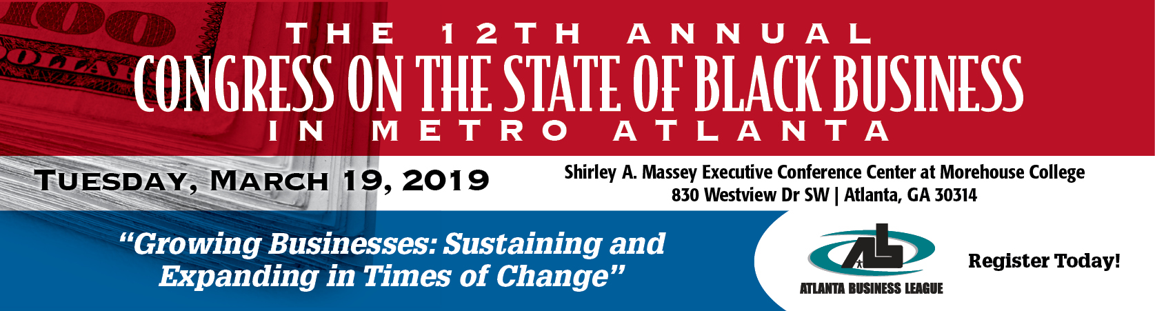 2019 ABL Congress on the State of Black Business (12th)